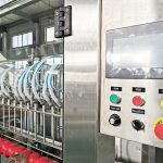 Hand Sanitizer Liquid Filling Machine Otomatis Hand Sanitizer Filler