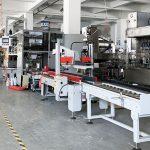 Mesin Pengisian Botol Juice Glass Capping Machine