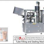 SFS-100 Mesin Pengisian dan Penyegelan Tabung Plastik