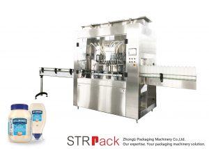 STRRP Mesin Pengisi Pompa Rotor